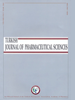 Turkish Journal of Pharmaceutical Sciences